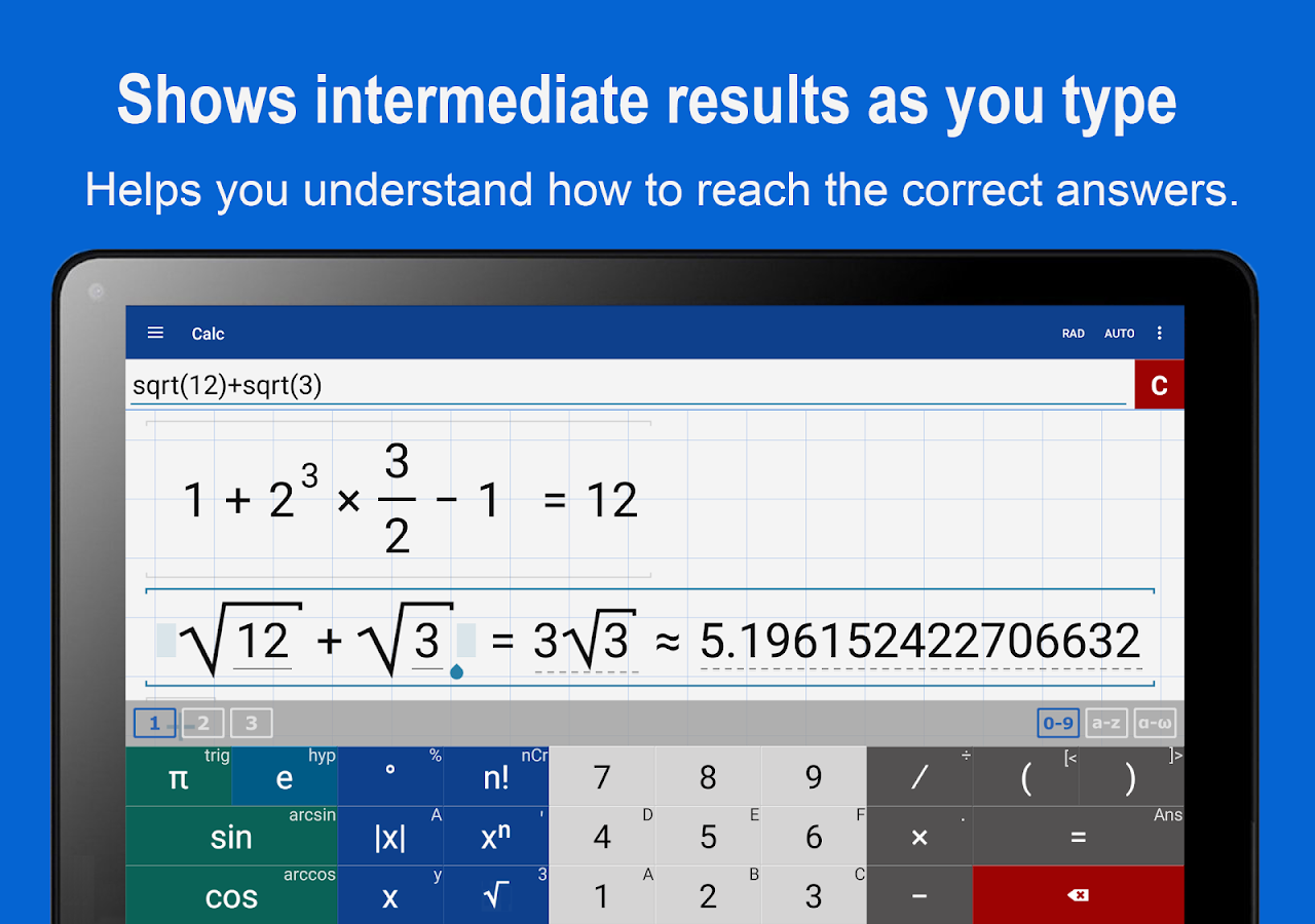 Graphing Calculator + Math PRO Screenshot 8