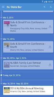 NJ State Bar - screenshot