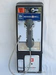 Single Slot Payphones - Nevada Bell 1D loc D-7