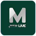 M - Malayalam Live TV Icon