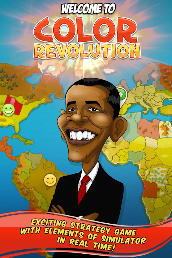 Strategy Color Revolution Screenshot 0