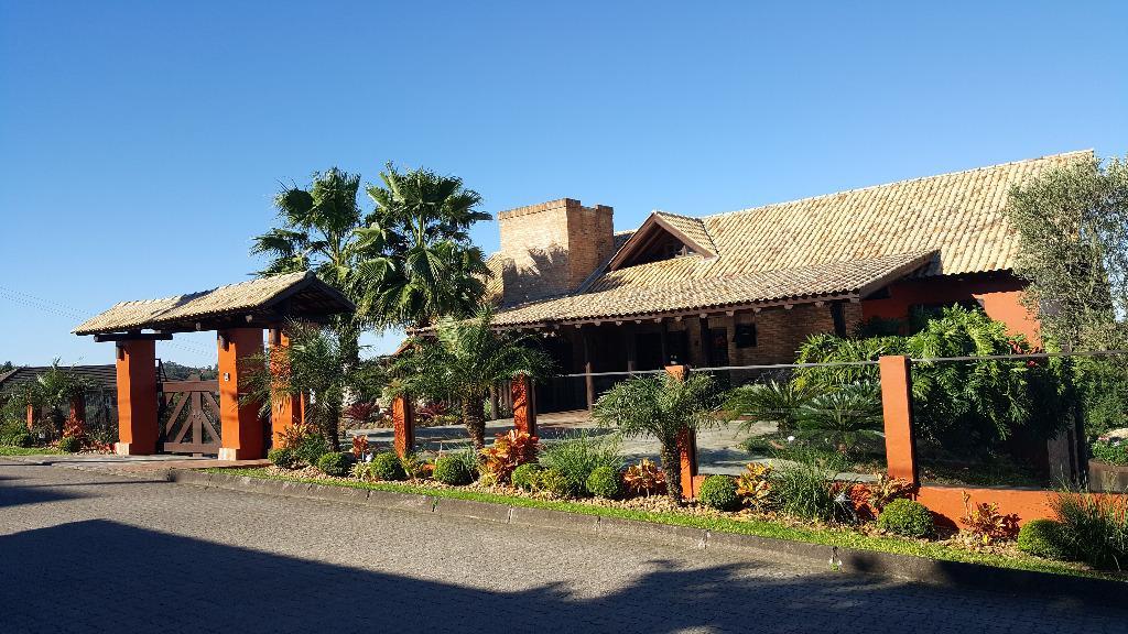 Casa 4 Dorm, Paragem dos Verdes Campos, Gravataí (CA1416)