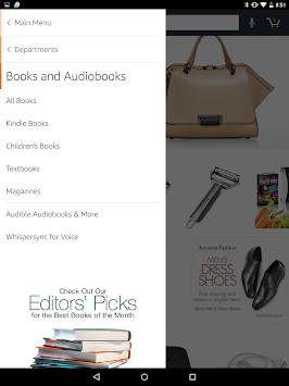 Amazon For Tablets APK screenshot thumbnail 3