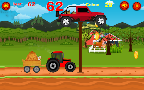 Amazing Tractor! Screenshot