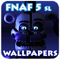 Freddy's 5 Wallpapers APK for Bluestacks