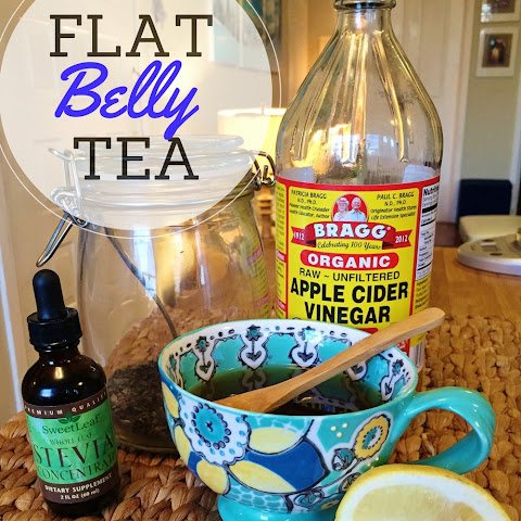 Reduce Belly Bloat With This Flat Belly Tea