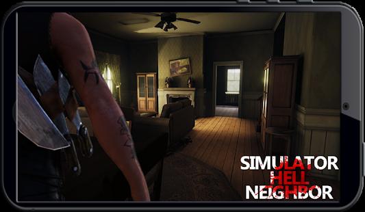 Hello stealth horror Neighbor Game 3D