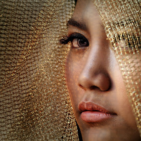 by Fadjar Nurswanto - People Portraits of Women