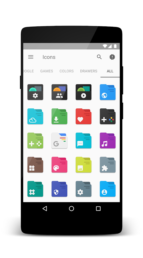 CandyCons - Icon Pack Screenshot 6