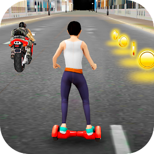 Hoverboard Speed Race For PC / Windows 7/8/10 / Mac – Free Download