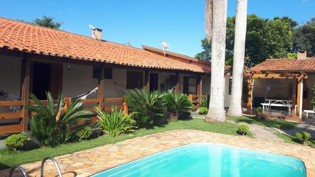 Chácara com 3 dormitórios à venda, - Bairro dos Fernandes - Jundiaí/SP