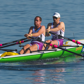 World Rowing Championship by Keith Sutherland - Sports & Fitness Watersports