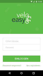 velo easy - screenshot