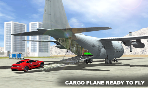 Airplane Pilot Car Transporter - screenshot