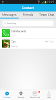 Screenshot of iMe :instant Messages everyday