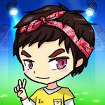 K-Pop Idol Evolution Icon