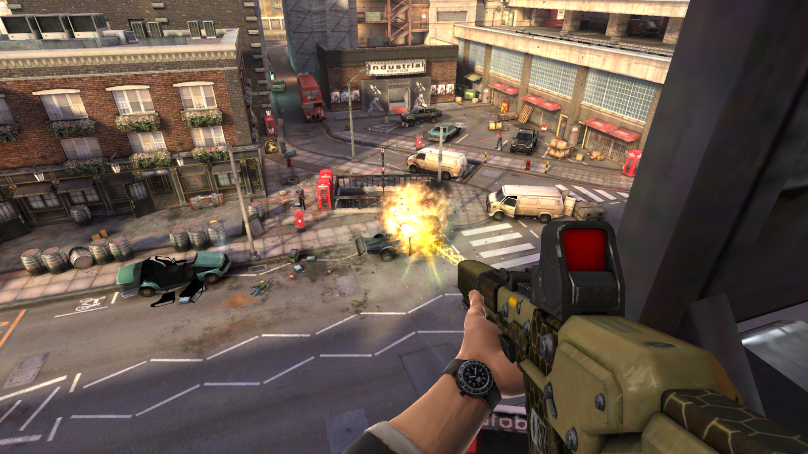 Mission Impossible RogueNation Screenshot 13