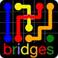 Flow Free: Bridges APK for Bluestacks