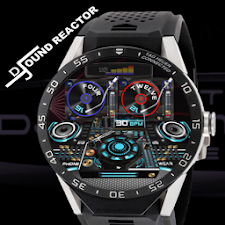 Dj Sound Reactor Watchface