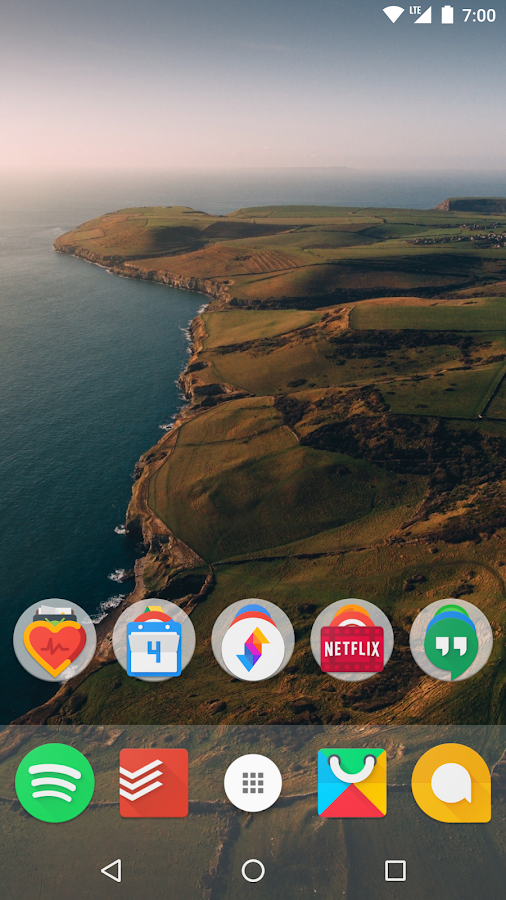 KAIP - Material Icon Pack Screenshot 2