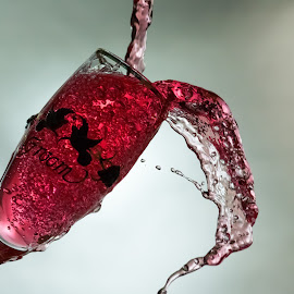 Fine Wine by Robert George - Artistic Objects Still Life