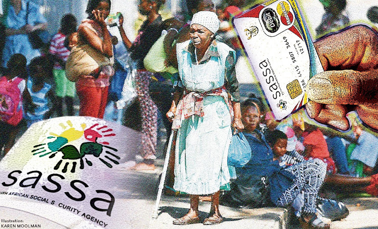 CPS was trying to coerce us, says Sassa
