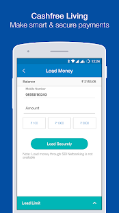 JioMoney Wallet for Lollipop - Android 5.0