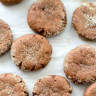 Brownie Sugar Cookies