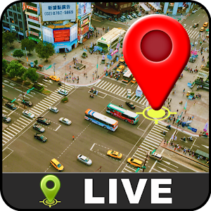 Street View Live - Global Satellite World Maps For PC