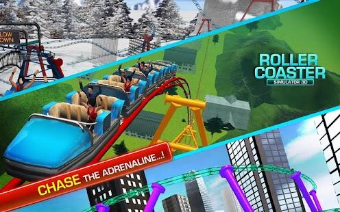 Roller Coaster Simulator- screenshot thumbnail