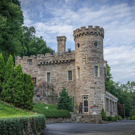 Berkeley Springs Castle by Lee Davenport - Buildings & Architecture Homes