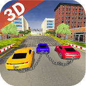 Chained Cars Crash Drive 2017 APK for Bluestacks