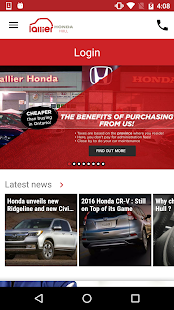 Lallier Honda Hull - screenshot