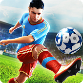 Final kick: Online football APK for Bluestacks