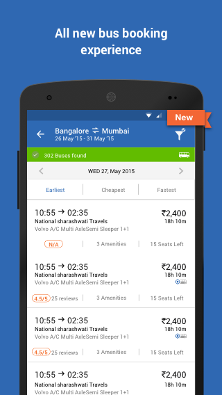 Goibibo: Book Hotel Flight Bus Screenshot 7