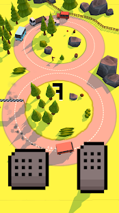 Risky Road - screenshot