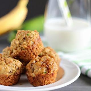 Healthy Zucchini Banana Muffins Recipes