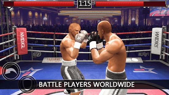 Boxing Champion Real Punch Fist Für PC Windows & Mac