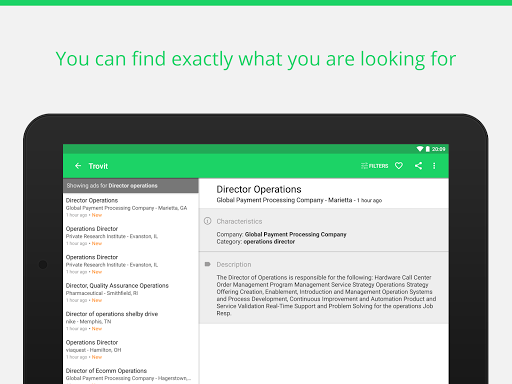 Find job offers - Trovit Jobs screenshot 6