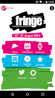 Screenshot of Edinburgh Festival Fringe