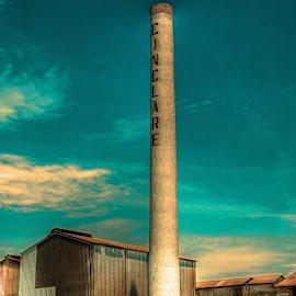Sugar Mill by Ron Olivier - Digital Art Places ( sugar mill )