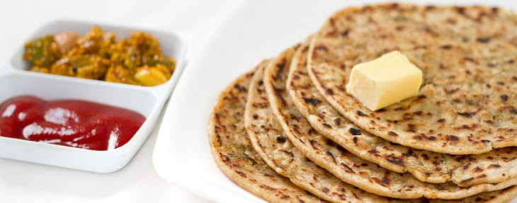 Aloo Paratha – Potato Stuffed Indian Bread Recipe | Yummly