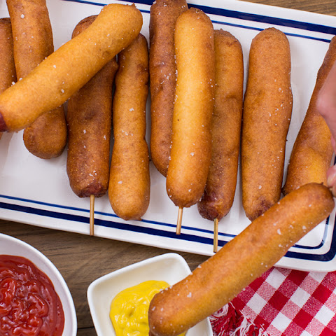 Five-Ingredient Corn Dogs