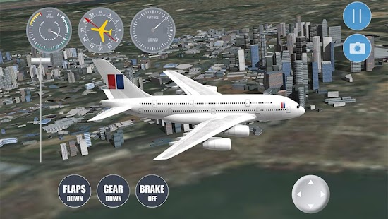 Singapore Flight Simulator - screenshot
