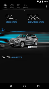 My BMW Remote Screenshot