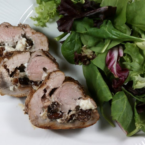 2-for-1 Stuffed Pork Tenderloin