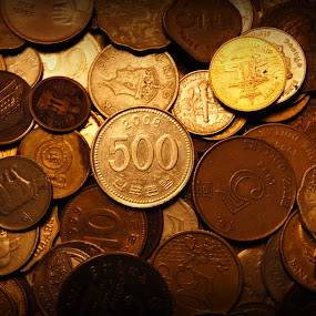 Coins R4s by Ritwick Srivastava - Artistic Objects Other Objects ( old, coins, money, antique,  )