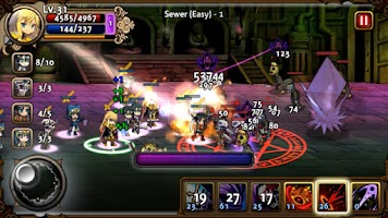 Screenshot of Vampire Slasher