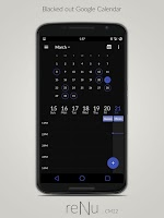 Screenshot of reNu Material Blue CM11 CM12