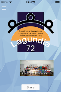 LAGUNDIA 72 - screenshot